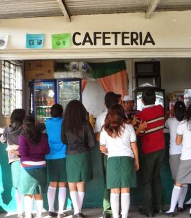 Compadrazgos Avalan Concesiones De Cafeter As Escolares En
